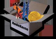 Rodekassen <small>- Til salg</small>
