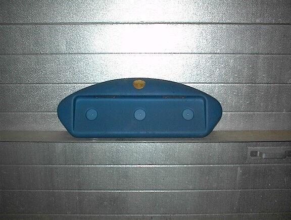Afdækning Nummerplade Blå (RHA-98993)